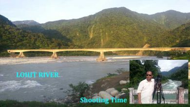 Photo of LOHIT River- plays significant role in Socioeconomic aspect of Arunachal