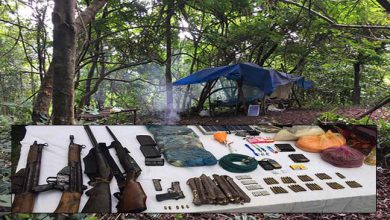 Photo of Karbi Anglong: Army busted HNLC camp, Apprehended 5 HNLC Cadres and recovered Arms and Ammunition