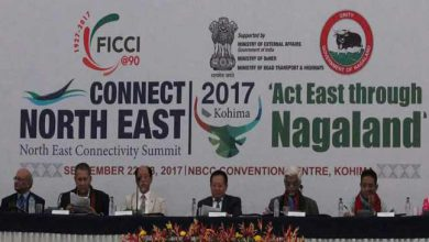 Photo of Connect Northeast Summit on 'Act East Through Nagaland'