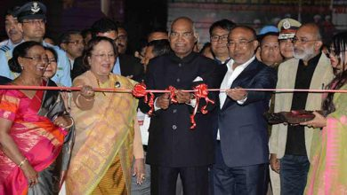 Photo of President Ram Nath Kovind inaugurates Sangai Festival