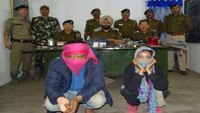 Photo of Arunachal police arrested Couple who looted 43 ATMs