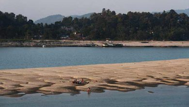 Photo of After Siang now Abnormal deviations in Brahmaputra water
