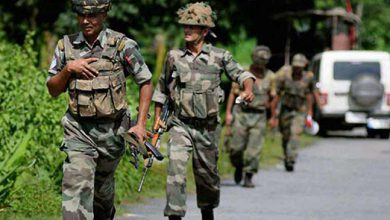 Photo of AFSPA completely removed from Meghalaya