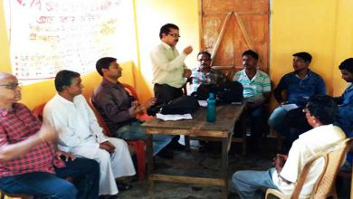 Photo of Assam:  Awareness programmes on Swaraj Abhiyan in Hailakandi