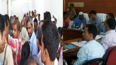 Photo of Assam: Motivated and fake complaints caught during PGR Day in Hailakandi