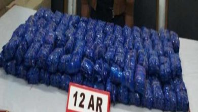 Photo of Manipur-Assam Rifle sizes Rs 16 Cr worth contraband tablets