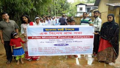 Photo of Assam: Panchayati Raj Diwas observed in Hailakandi district