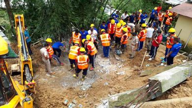 Photo of Arunachal:Five killed after wall collapses in Itanagar