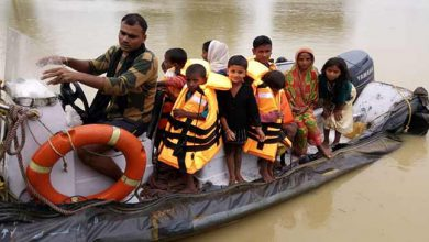Photo of Assam: BSF starts rescue operations in Flood affected areas