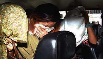 Assam: Crime branch busted a sex racket operating in Guwahati