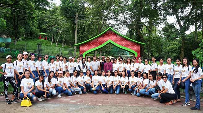 Assam:  Mega Miss North East, Mega Mister North East contestants pledge to conserve Biodiversity