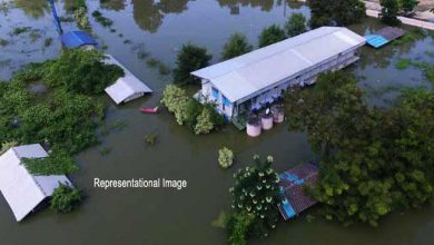 Photo of Assam: Dozens of schools under flood water in Hailakandi,  classes, exams suspended