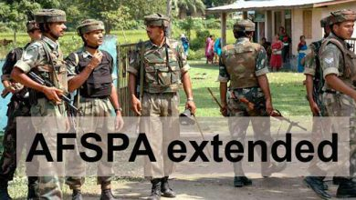 Photo of Assam: In view of NRC, AFSPA extended for another six months in state