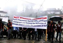 Photo of Nagaland: illegal immigrants change state demography in future- NSF