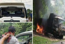 Photo of Tripura: Clashes between BJP and IPFT before Panchayat Poll