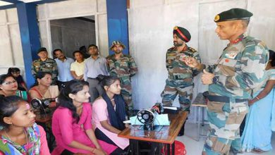 Photo of Assam: Army's sponsor Multi skill development centre inaugurated at Pengree