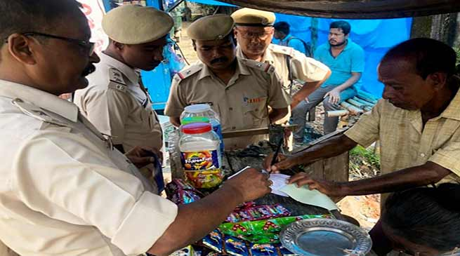 Assam: Nagaon police launched drive against those violating COTPA