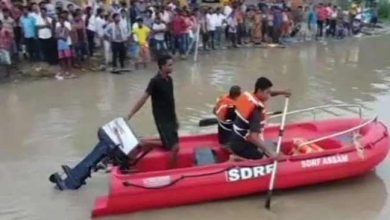 Photo of Assam Boat capsize:  rescue operation fails to trace 3 missing persons on Day 3