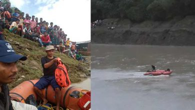 Photo of Assam Boat capsize : Rescue operation fails to trace 3 missing persons