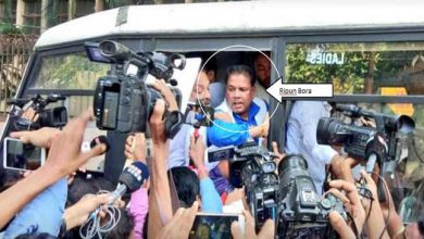 Photo of 2 years of demonetisation : Assam Congress leaders protest, Arrested