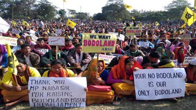 Photo of Assam: ABSU organised a Mass Rally in support of Bodoland-  WATCH VIDEO