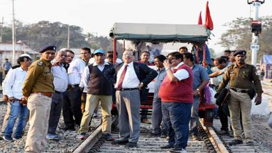 Photo of Assam: Hojai-Habaipur section is now ready for traffic- NF Railway