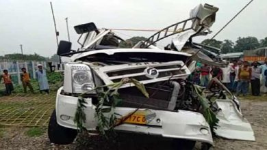 Photo of Assam: Five of a Wedding party Killed in road accident