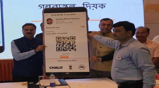 ASTC Launches Chalo- Live Bus Tracking App with Live Location