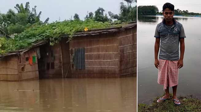 Assam flood: A victim recounts the havoc of flood and rescue operation by Army in Barpeta
