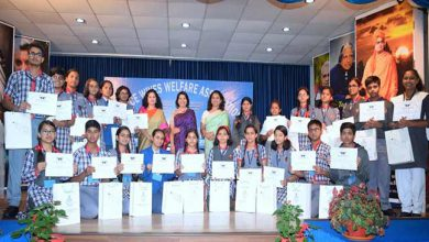 Photo of Meghalaya: AFWWA EAC conducts Declamation Contest