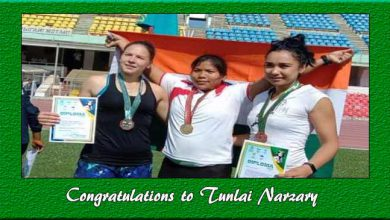 Photo of After Hima Das, Tunlai Narzary of Assam makes India proud by winning gold in a global event