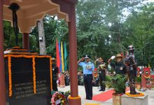 Photo of Meghalaya: Kargil Vijay Diwas celebrated in Shillong