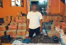 Photo of Manipur: Assam Rifle seizes huge quantity of explosives and illicit liquor