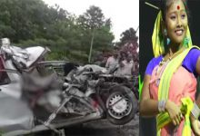 Photo of Assam: Four person including Singer Sushmita Roy killed in car-truck collision