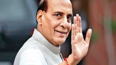 Photo of Defence Minister Rajnath Singh to visit Japan and Republic of Korea