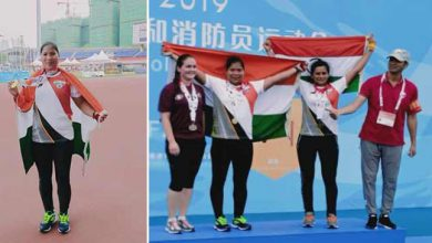 Photo of Assam: Shot-putter Tunlai Narzary wins Gold in World Police & Fire Games held at China