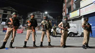 Photo of KASHMIR LIVE: Article 370 Scrapped