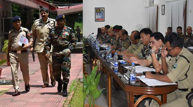 Assam: Operational group takes stock of counter insurgency operations