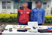 Photo of Nagaland: Assam Rifle Apprehends Two NDFB Cadres from Longleng