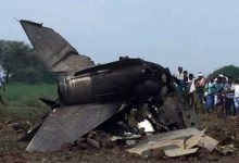 Photo of MP: IAF MIG-21 Trainer Aircraft Crashes in Gwalior