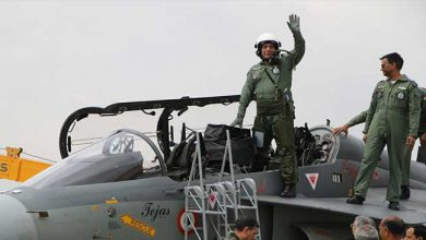 Photo of  Rajnath Singh becomes first Raksha Mantri to fly 'LCA Tejas'