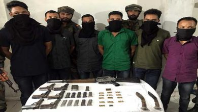 Photo of Assam: Indian Army apprehended 6 NDFB militants