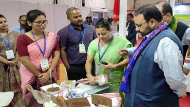 Photo of Assam: Team Poshan Hailakandi's novel initiative to fight Anemia draws appreciation at India International Science Festival