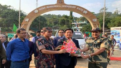 Photo of Meghalaya: Conrad Sangma's road trip to Bangladesh to explore trade opportunities