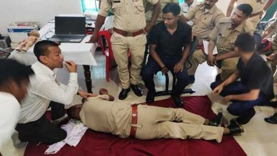 Photo of Assam: Police personnel of Hailakandi undergo first aid, trauma management training
