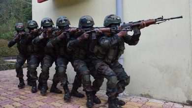 Photo of Indo-China joint exercise is under progress in Meghalaya