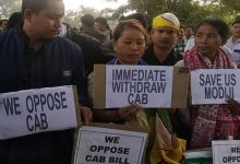 Photo of Tripura:protest continues against CAB, govt warns action